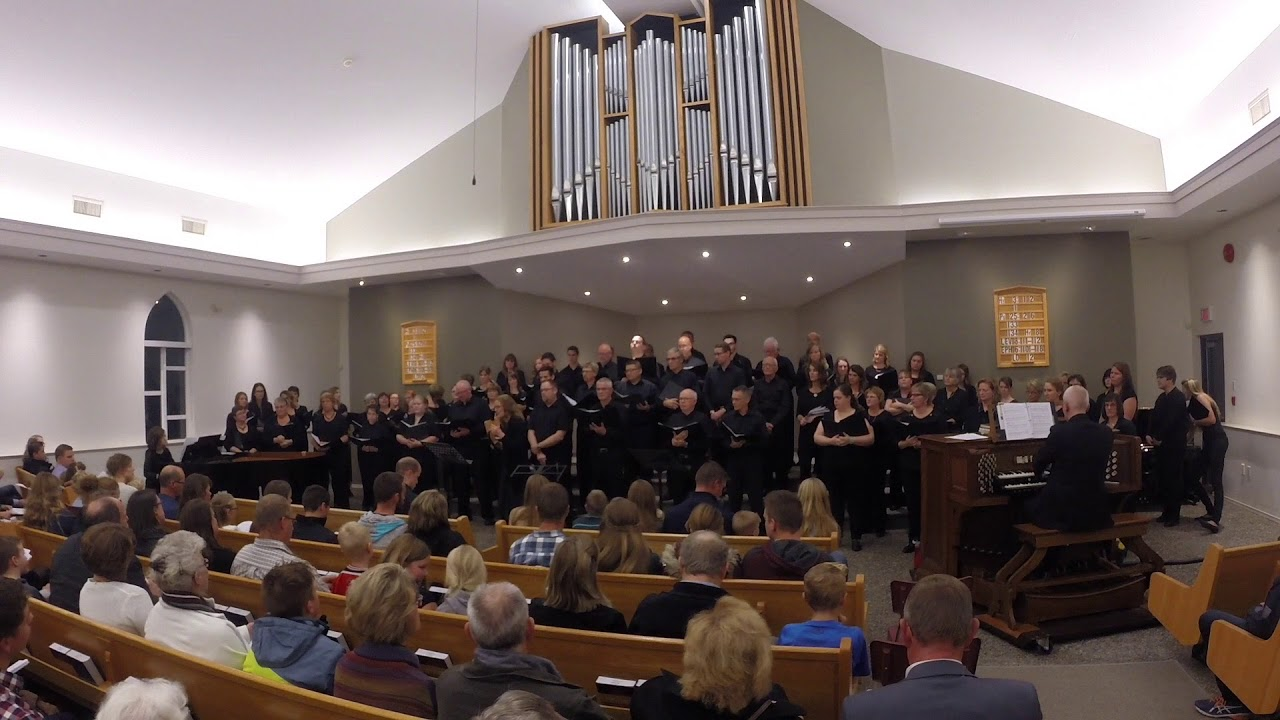 Choir Concert – Yarrow 2017