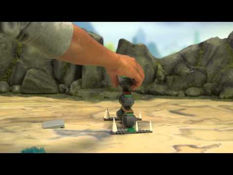 Vidéo LEGO Chima 70103 : Le chamboule-tout