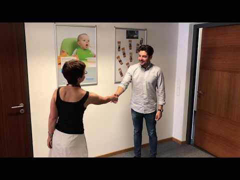 Video über die Barmenia Rosenheim Petra Behr Wagne