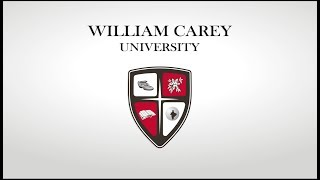 William Carey University Live Stream-Commencement, May 18, 2018