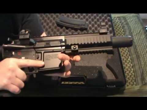 HOW TO INSTALL HK 416 22LR PISTOL BRACE ADAPTER SHOCKWAVE