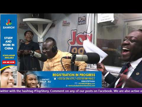 Top Story - Joy FM (17-7-18)