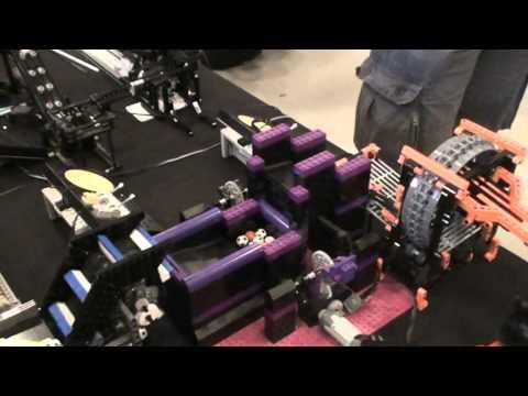 Amazing LEGO Great Ball Contraption Breaks World Record