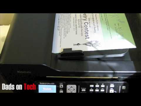 Kodak ESP Office 6150 All-in-One Printer Review