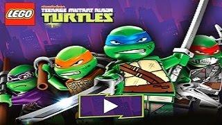 Игры черепашки ниндзя lego фильм скуби ду и его герои