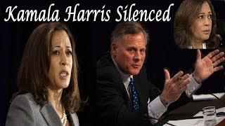 BAD NEWS: Kamala Harris gets smashed by Sen. Richard Burr during open hearings