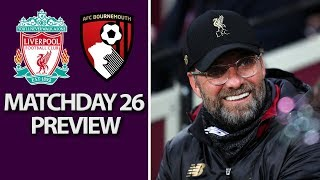 Liverpool v. Bournemouth | PREMIER LEAGUE MATCH PREVIEW | 2/9/19 | NBC Sports