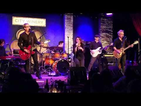 Patty Smyth & Scandal - Goodbye to You - City Winery - 1.14.18