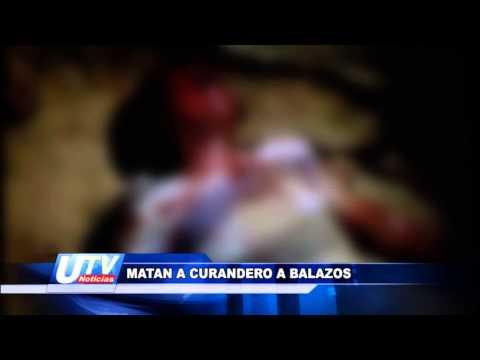 Pucallpa: MATAN A CURANDERO A BALAZOS
