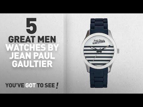 Top 10 Jean Paul Gaultier Men Watches [ Winter 2018 ]: Jean Paul Gaultier JP_8501118 unisex quartz
