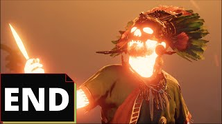 Shadow of Tomb Raider Gameplay Walkthrough Ending / (PC-1080p)HD