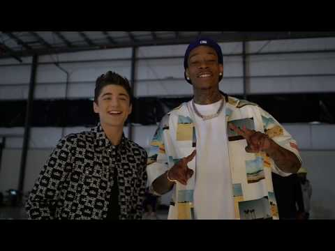 Asher Angel - One Thought Away (Behind the Scenes)