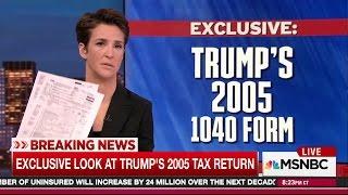 Rachel Maddow Releases Trump