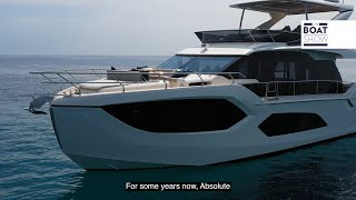 Video Video Test ABSOLUTE 60 FLY