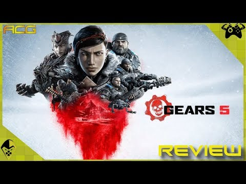 Gears 5 Review video thumbnail