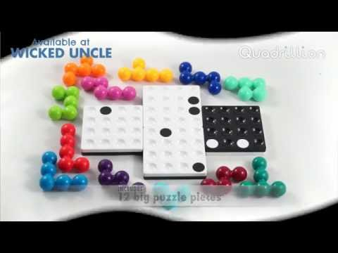 Youtube Video for Quadrillion - IQ Logic Game