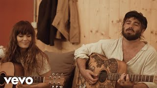Angus & Julia Stone - Chateau (Acoustic) - Backstage at Zénith, Paris