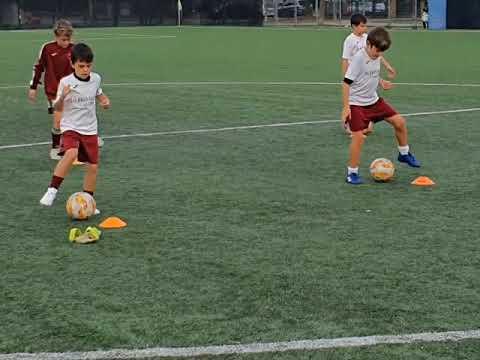 immagine di anteprima del video: Scuola calcio Albignasego (20.10.2020)