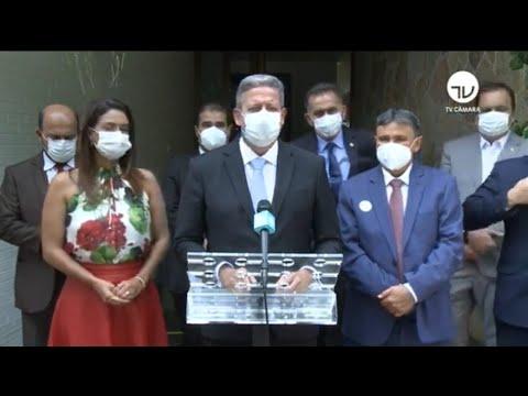 Lira anuncia fundo de combate à pandemia - 02/03/2021