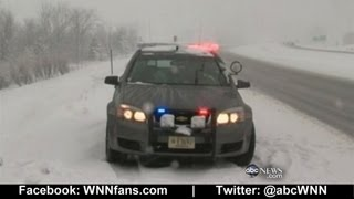 Winter Storm to Hit Northeast With Winds and Snow