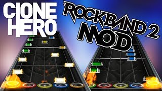 how to use rock band 4 guitar on clone hero - Kênh video