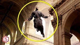Biarawan Mistis Abad Ke 17 Yang Punya Kemampuan Melayang di Udara