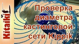 Проверяем кастинговую сеть Kippik