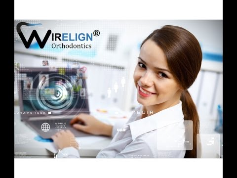 Wirelign® Orthodontics, Completely Invisible And Comfortable Way To Straighten Teeth.