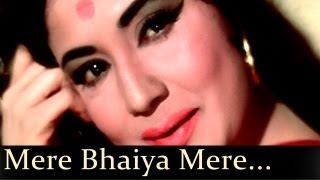 Mere Bhaiyaa Mere Chanda - Kaajal Movie - Asha Bhosle - Download this Video in MP3, M4A, WEBM, MP4, 3GP