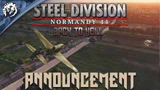 Steel Division: Normandy 44 - Back to Hell Youtube Video