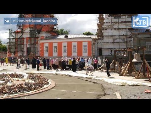 Благовещенской церкви села тайнинское