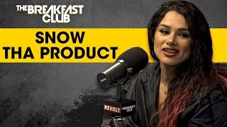 The Breakfast Club - Snow Tha Product On Repping Mexican Culture, Touring, New Music + More