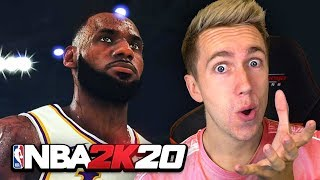 CAN WE GET DRAFTED IN NBA 2K20?