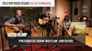 The Joy Formidable - Little blimp (Live) - RTL2 Pop Rock Studio