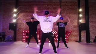 Pills & Automobiles - Chris Brown | Shane Bruce Choreography
