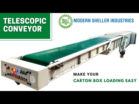 Telescopic Conveyor