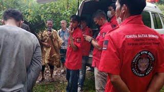 Acara PBB Pendampingan orang tua/ibu dari rekan juang  Saudin siborodari DPD Kalimantan Barat