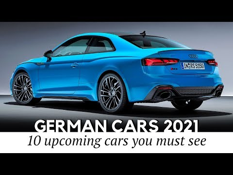 Download Top 10 Upcoming German Cars with Updated Looks and Interior Designs for 2021 MY HD Mp4 3GP Video and MP3