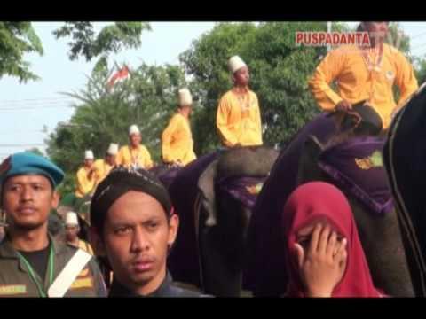 Kirab Ageng Jumenengan Pakualam X DiDaerah Istimewa Yogyakarta Seg 1