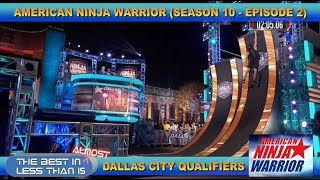 The Best of Dallas City Qualifiers (S10E01)