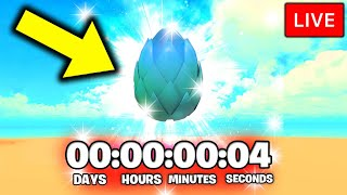 🔴*LIVE* MYTHICAL EGG UPDATE COUNTDOWN + GIVEAWAY (Roblox Adopt Me)