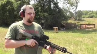 Good everyday AR-15 rifle drills