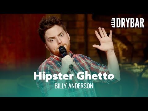 Millennials Think Seattle Is Ghetto. Billy Anderson - Full Special