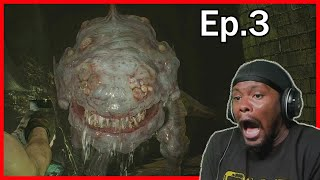 A Horrifying Trip Into The Sewers! (Resident Evil 3 Remake Ep.3)
