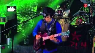 Panteón Rococó - Déjala tranquila (México suena 2012) 3 de 7