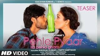 Pehle Pyaar Ka Pehla Gham Song Lyrics in English – Jubin Nautiyal x Tulsi Kumar
