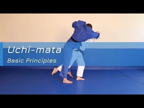 Uchi-mata - Basic principles