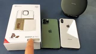 iPhone 11 Pro/XS/X: Ghost 2 Pro Case w/ Magnet Car Mount Review