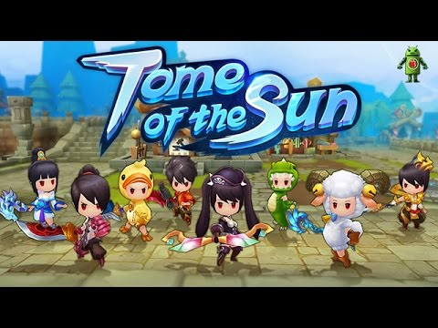 Tome of the Sun (iOS/Android) Gameplay HD