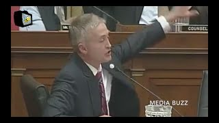 Trey Gowdy Screams at Democrats for Protecting Animal Sacrifice But Attacking Christianity!